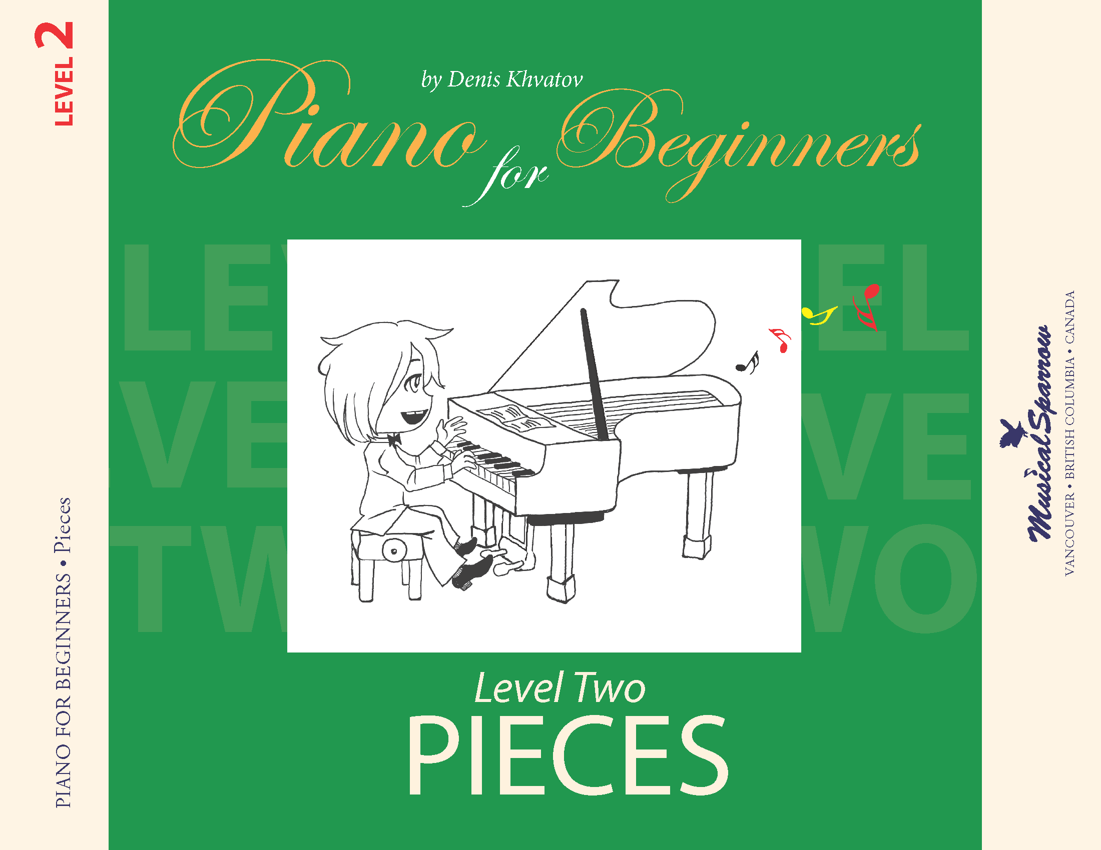 Piano for Beginners. Level 2