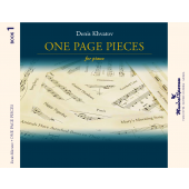 One Page  Pieces. Book I