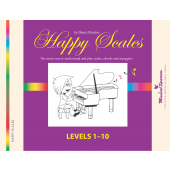 Happy Scales for Piano
