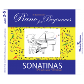 Sonatinas, Rondos and Variations. Levels 2-5
